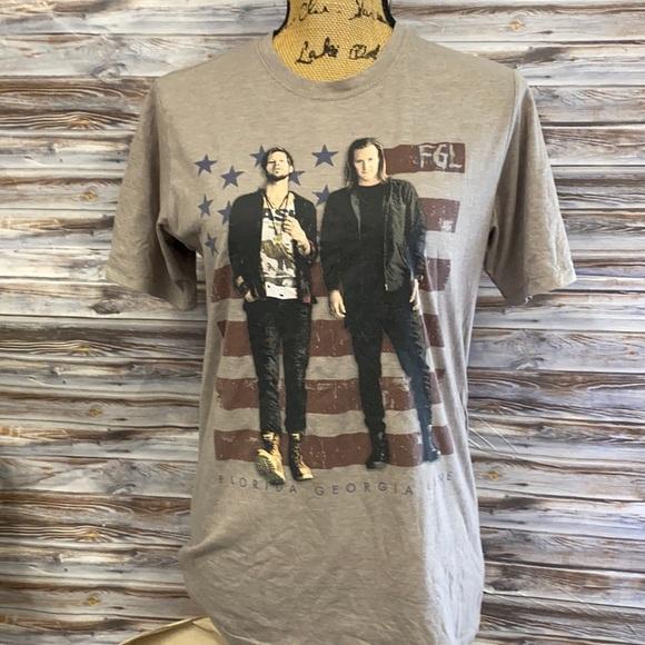 Florida Georgia Line Concert t-shirt- HMS204